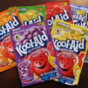 How to remove Kool-Aid stains