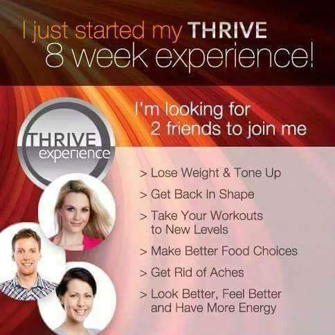 Thrive with me....find out more! http://ThrivingWithDee.Le-Vel.com